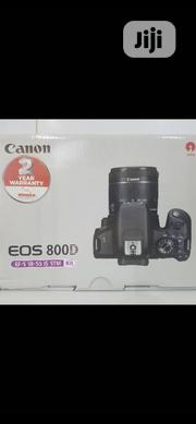 CANON EOS 800D With 18-55stm Lens | Photo & Video Cameras for sale in Lagos State, Lagos Island