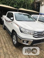 Toyota Hilux 2019 White | Cars for sale in Abuja (FCT) State, Gwarinpa