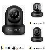 Prehd,1080P Amcrest Wi-Fi Camera | Photo & Video Cameras for sale in Lagos State, Lagos Island