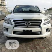 Lexus LX 2013 White | Cars for sale in Lagos State, Ajah