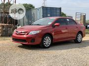 Toyota Corolla 2013 Red | Cars for sale in Abuja (FCT) State, Wuse 2