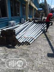 Local Made 6 Meters Galvanize Pole For Project Street Light | Garden for sale in Lagos State, Ojo