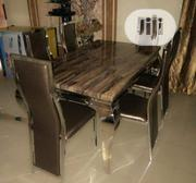 Marble Dining By Six-seater | Furniture for sale in Abuja (FCT) State, Central Business District