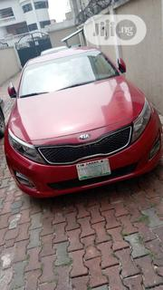 Kia Optima 2014 Red | Cars for sale in Lagos State, Isolo