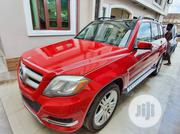 Mercedes-Benz GLK-Class 2013 350 SUV Red | Cars for sale in Lagos State, Ikeja