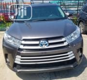 Toyota Highlander 2016 Gray | Cars for sale in Lagos State, Ajah