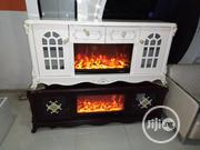 Quality Tv Stand Fire Place | Furniture for sale in Lagos State, Ojo