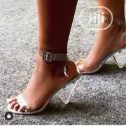Classy Transparent Heel | Shoes for sale in Lagos State, Lagos Island