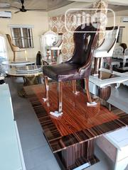 Executive Quality Marble Dinning Table With 6 Chair | Furniture for sale in Lagos State, Ojo