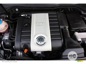 Passat FSI Turbo Engine