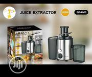 SOKANY Juicer Extractor | Kitchen Appliances for sale in Lagos State, Lagos Island