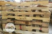 Pallet Wood Size 120 By 100cm | Building Materials for sale in Lagos State, Agege