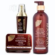 Makari Exclusive 3-pc Set | Skin Care for sale in Lagos State, Lekki Phase 2