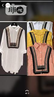 Embroidery Shirt Dress | Clothing for sale in Lagos State, Lagos Island