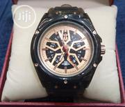 Nepic Men's Rubber Wrist Watch   Watches for sale in Lagos State, Surulere