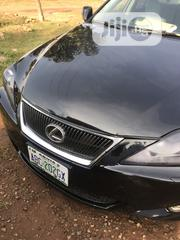 Lexus IS 2008 Black | Cars for sale in Abuja (FCT) State, Galadimawa