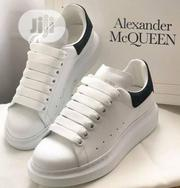 Alexander Mcqueen White Sneakers | Shoes for sale in Lagos State, Surulere