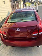 Lexus GS 2007 350 4WD Red | Cars for sale in Ogun State, Ijebu Ode