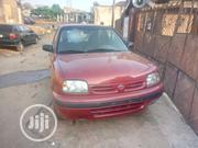 Nissan Micra 1999 Red   Cars for sale in Lagos State, Ojodu