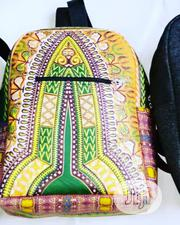 Ankara Backpack | Bags for sale in Lagos State, Lekki Phase 1