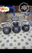 Kettlebell Dumbbell With Chrome Anti-Rust Handle   Sports Equipment for sale in Surulere, Lagos State, Nigeria