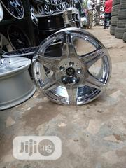 18 Inches Alloyed Rim Chrome A | Vehicle Parts & Accessories for sale in Lagos State, Mushin
