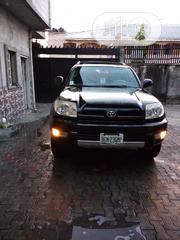 Toyota 4-Runner 2006 Black | Cars for sale in Rivers State, Port-Harcourt