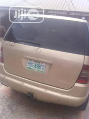 Mercedes-Benz M Class 2002 Gold   Cars for sale in Lagos State, Agege