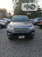 Toyota Hilux 2017 TRD Black 4x4 Gray   Cars for sale in Abuja (FCT) State, Gwarinpa