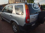 Honda CR-V EX 4WD Automatic 2004 Silver | Cars for sale in Lagos State, Alimosho