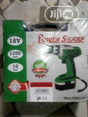 Power Sharp Battery Drill Machine | Electrical Tools for sale in Lagos State, Lagos Island