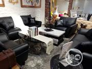 Quality Leather Sofa Sets Of Chair | Furniture for sale in Lagos State, Ojo