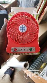 Mini Handheld Portable USB Fan | Tools & Accessories for sale in Lagos State, Lagos Island