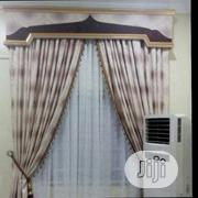 Latest Curtain Board Design With Concord Material | Home Accessories for sale in Lagos State, Lagos Island