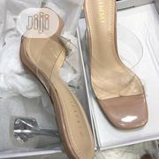 Transparent Head Heel | Shoes for sale in Lagos State, Lagos Island