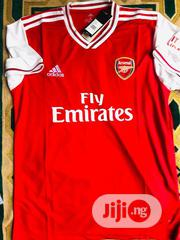 Arsenal 2019/20 Home Jersey | Clothing for sale in Lagos State, Ojodu