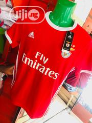 Benfica 2019/20 Home Jersey | Clothing for sale in Lagos State, Lagos Mainland