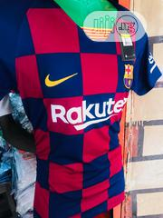 Barcelona 2019/20 Home Jersey | Clothing for sale in Lagos State, Amuwo-Odofin