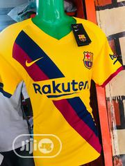 Barcelona 2019/20 Away Jersey | Clothing for sale in Lagos State, Gbagada