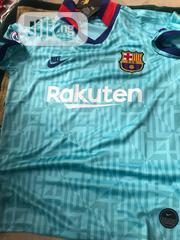 Barcelona 2019/20 Third Jersey | Clothing for sale in Lagos State, Ikorodu