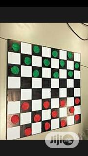 Checkers Game Board   Books & Games for sale in Abuja (FCT) State, Gwarinpa