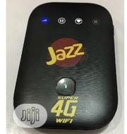 ZTE Jazz Super 4G LTE Wifi Router Hotspot - Model MF673 | Networking Products for sale in Lagos State, Ikeja