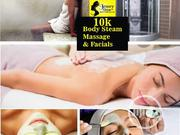 Body Steam Massage And Facials | Health & Beauty Services for sale in Lagos State, Ikeja