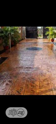 Increte/Stamped Concrete Colour Hardener, Release, Sealer/Polish | Building & Trades Services for sale in Anambra State, Onitsha North