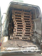 120 By 100cm Wooden Pallets Clean | Building Materials for sale in Lagos State, Agege