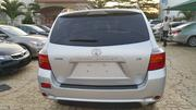 Toyota Highlander Limited 2008 Silver | Cars for sale in Oyo State, Ibadan