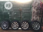 Slloy Rim For Honda And Toyota | Vehicle Parts & Accessories for sale in Abuja (FCT) State, Kubwa