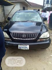 Lexus RX 2003 Black | Cars for sale in Rivers State, Obio-Akpor
