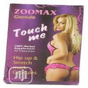 Zoomax Hip Up & Stretch Mark Removal Capsule | Sexual Wellness for sale in Lagos State, Alimosho