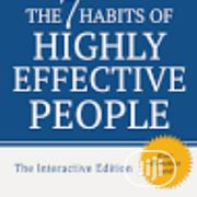 7 Habits of Highly Effective People | Books & Games for sale in Lagos State, Surulere